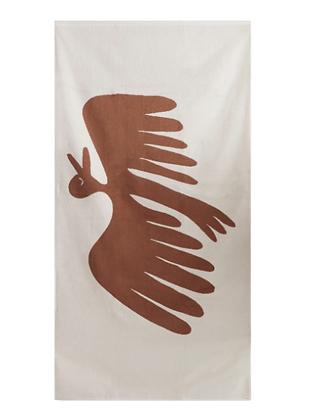 Mollusk Free Burd Towel - Copper