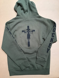 Hockey Hoody Cross