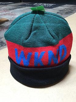 Wknd logo beanie