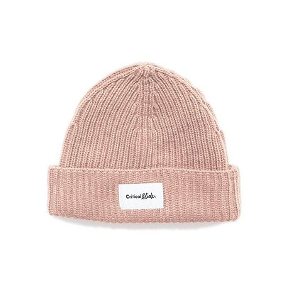 TCSS Institute Beanie - Dusty Pink