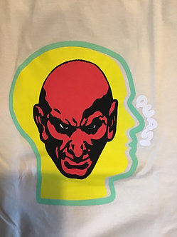 Quasi Tee Demon Head