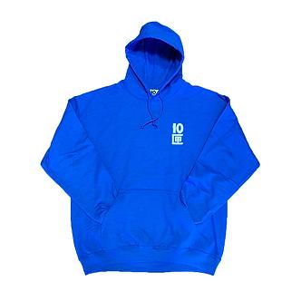 Tenbox Logo Hoodie (Blue)