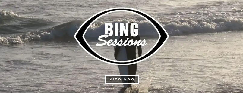 BING SESSIONS