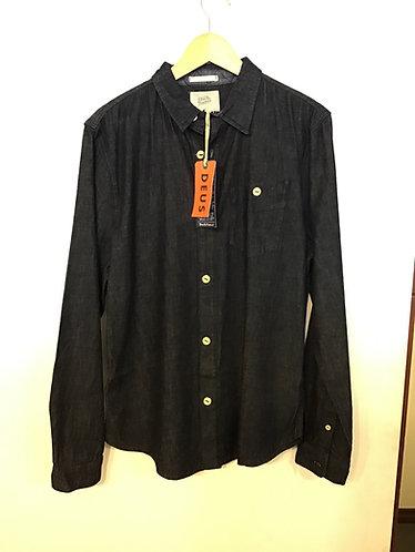 Deus Workwear Denim Shirt - Indigo