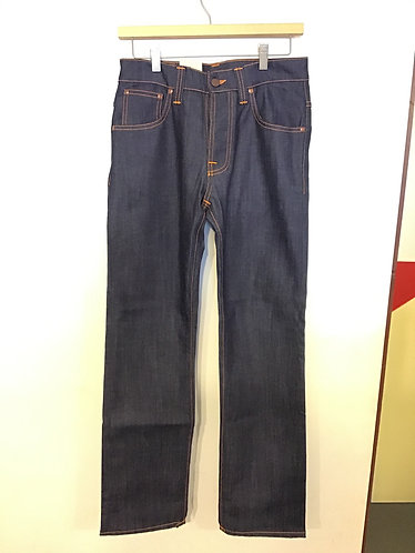 Nudie Jeans Average Joe Denim - Organic