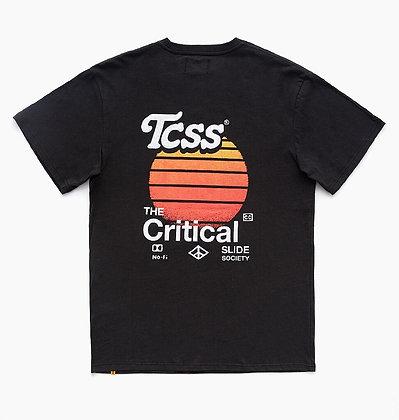 T.C.S.S. Cassette Tee - Black