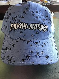 Fucking Awesome Spider Strapback Hat