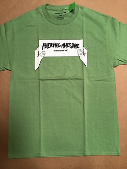 FA T Shirt Weird Out There (Fern Green)