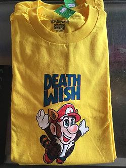 Deathwish Tee Mario