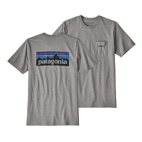 Patagonia Men's P-6 Logo Pocket Responsibili-Tee® - GLH [39178]
