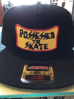 Suicidal Tendencies Possesed To Skate hat
