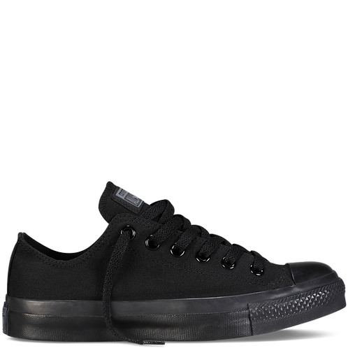 Converse Chuck Taylor All Star Low (Mono Blk)