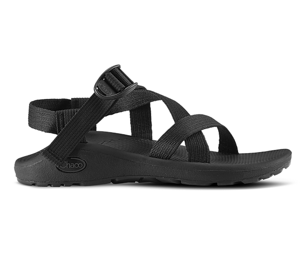 Chaco Women's Z/Cloud Sandal - Solid Black