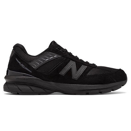 New Balance 990v5 Made in US - Black/Black