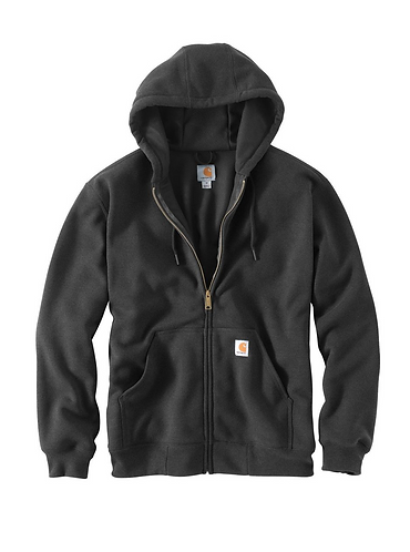 Carhartt Rutland Thermal-Lined Zip - Carbn Heather