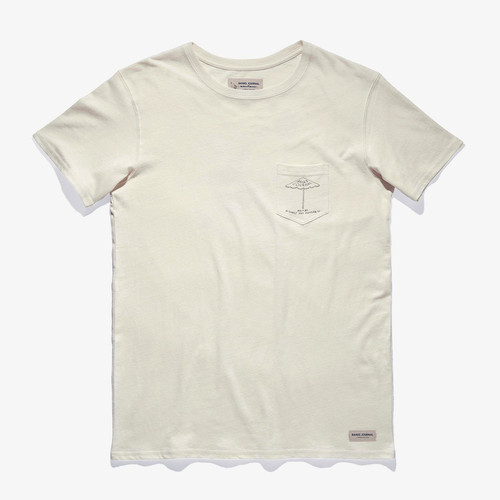 deb902181ee6 Banks Business & Pleasure Co Tee - Off White