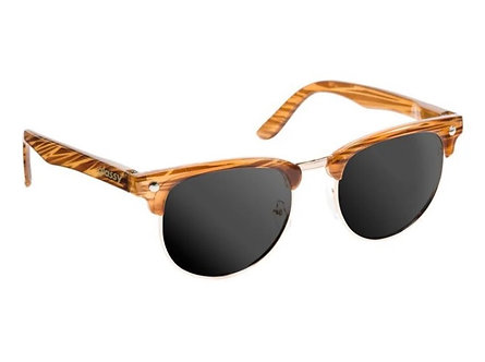 Glassy Eyewear Morrison Polarized Honey