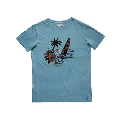 Banks Pacifica Breeze Tee - Glacier Blue