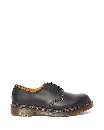 Dr. Martens 1461 Oxford Shoes - Black Smooth