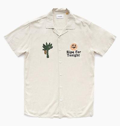 T.C.S.S. Ripe S/SL Shirt - Dirty White