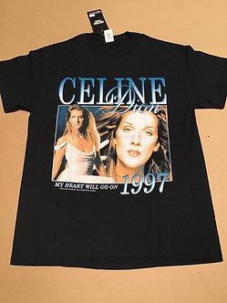 "Homage Tee ""Celine Dion"""