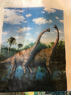 SCIFI Fantasy Dino Tee