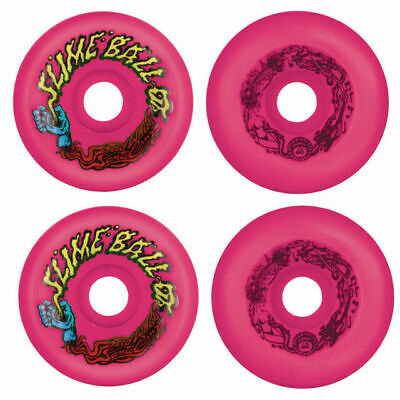 Slime Balls Vomit 60mm Wheels - Neon Pink