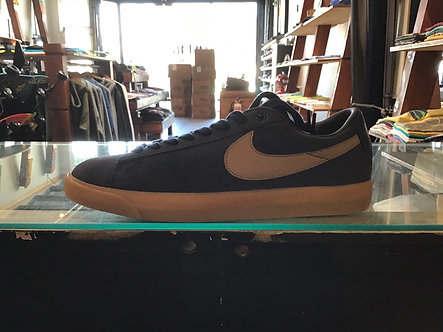 Nike SB Blazer Low GT Midnight Navy/Khaki 704939-403