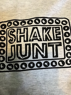 Shake Junt logo Tee