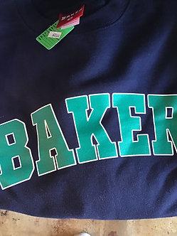 Baker crew neck