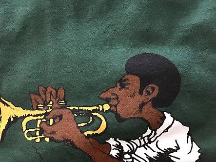 The Good Company - Trumpet Tee - Green