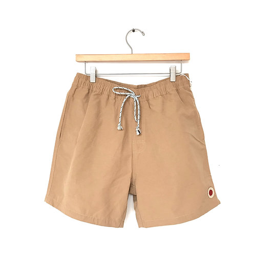Mollusk Vacation Trunks - Tan Earth