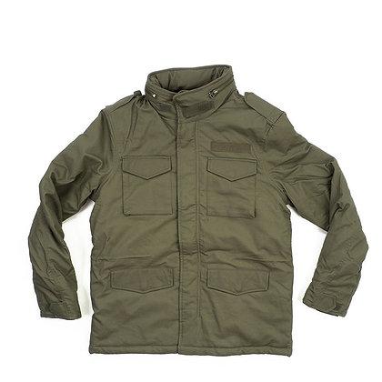 Deus Ex Machina Barnes Jacket - Army Green