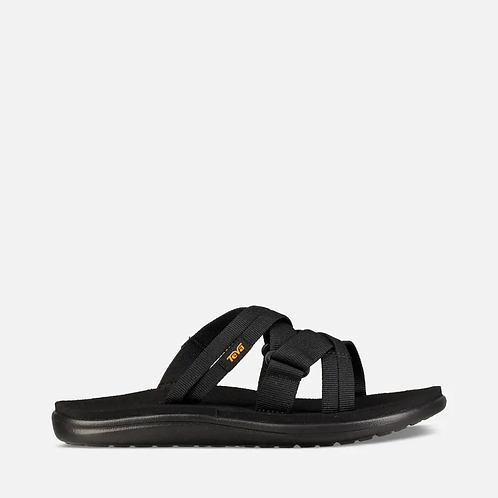 Teva Women's Voya Slide Sandal - Black