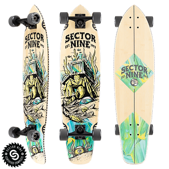 Sector 9 Fortune Ft. Point Complete