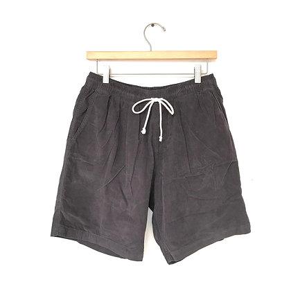 Mollusk Corduroy Shorts - Navy