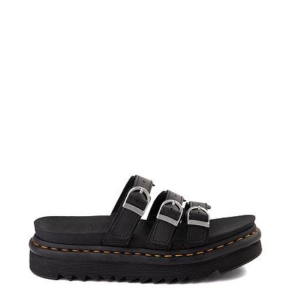 Dr. Martens Blaire Slide Sandal - Black