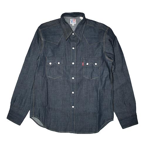 LVC 1955 Sawtooth Denim Shirt - 072050027
