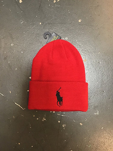 Polo RL Big Pony Beanie