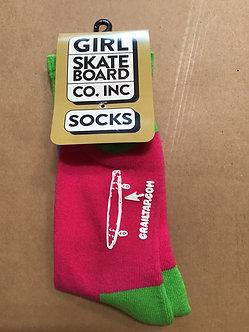 Girl Multi-color Sock