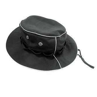 Tenbox Hat Safari (Black)