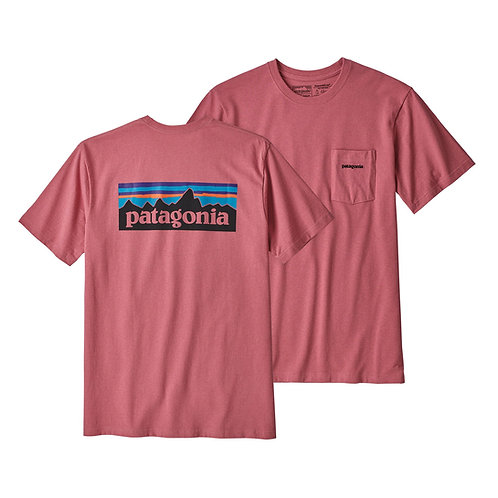 Patagonia Men's P-6 Logo Pocket Responsibili-Tee® - SPRK [39178]