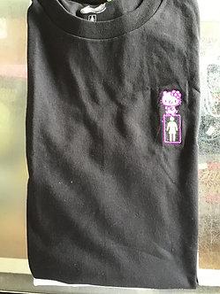 Girl Sanrio Hello Kitty Embroidered Tee