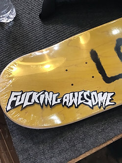 Fucking Awesome Deck - $65