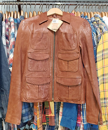 Levi's Capital E Leather Jacket - 860116190