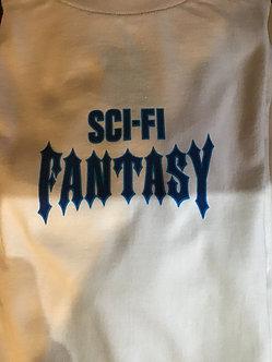 Sci Fi Fantasy Biker T