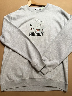 Hockey Crewneck Mask Logo