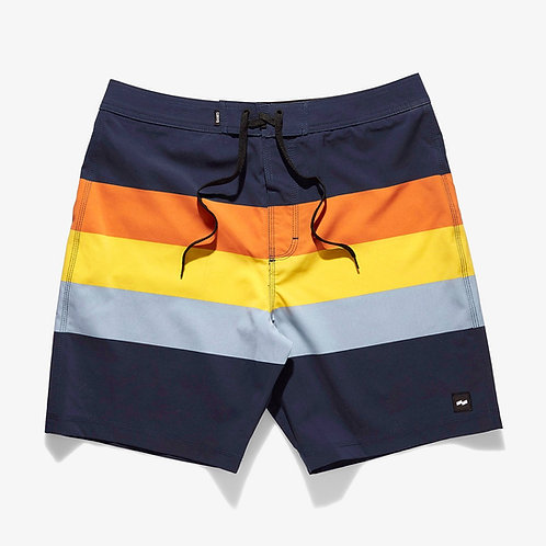 Banks Point Boarshorts - Dirty Denim