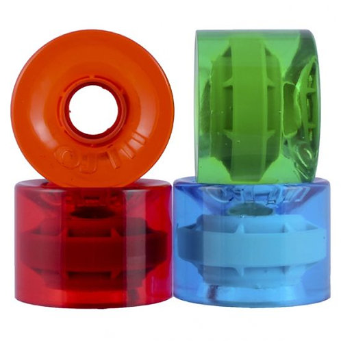 OJs Hot Juice 60mm - Candy Trans