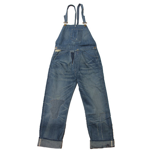 LVC Bib & Brace Youth Wear Overall - 201990004